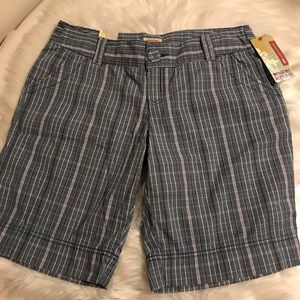 ❤️ 5 for $15 Mossimo Bermuda shorts size 9 Nwt
